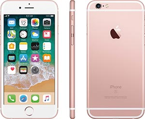 iphone 6S 16Gb rose gold (grado B+)