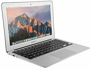 Macbook Air 13,3″ (grado A)